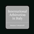 International Arbitration in Italy